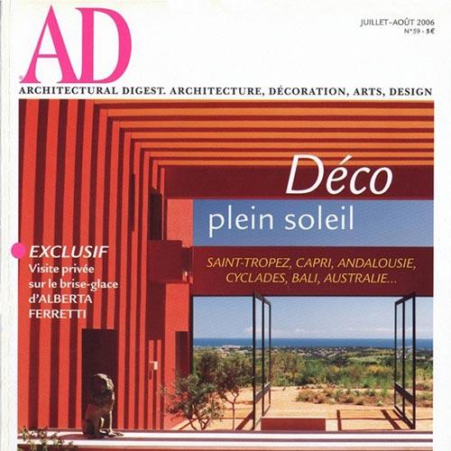 AD France 2006 | Cortina & Käll