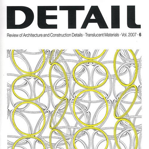 Detail 2007 | Cortina & Käll