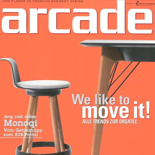 Arcade 2014 | Cortina & Käll
