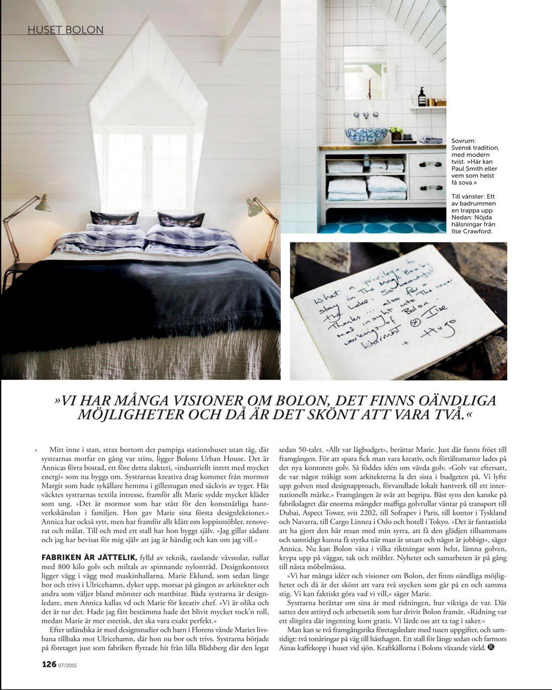 Residence 2015 | Cortina & Käll