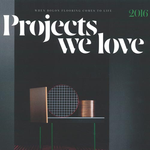 Bolon: Projects We Love | Cortina & Käll