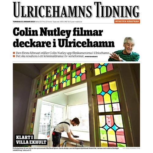 Ulricehamns Tidning | Cortina & Käll
