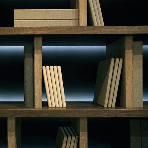 Fractal Bookcase | Cortina & Käll