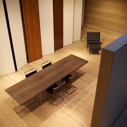 S&H Showrooms | Cortina & Käll