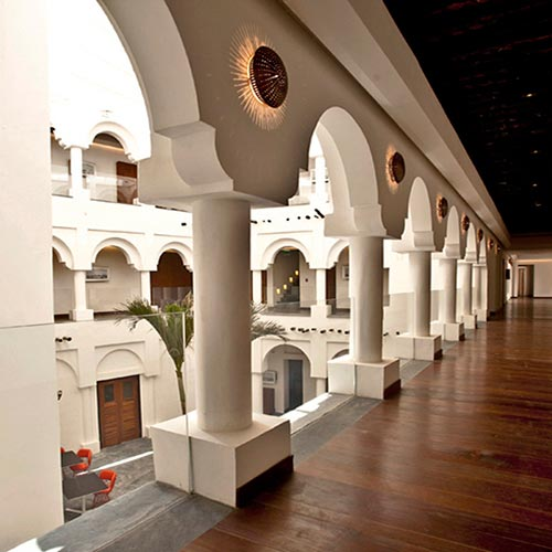 Al-Najada Hotel | Cortina & Käll