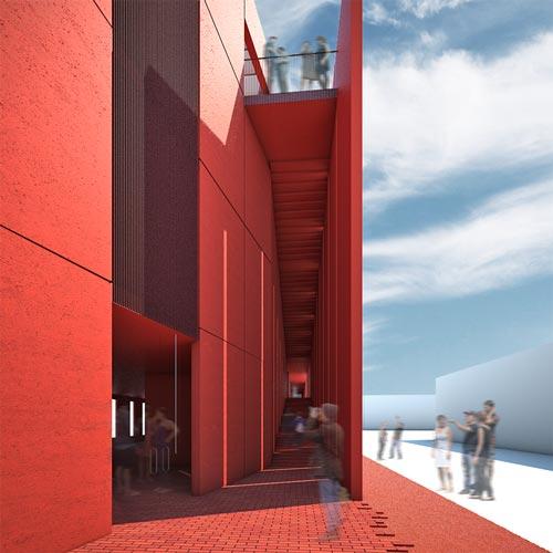 Mexican Pavilion | Cortina & Käll