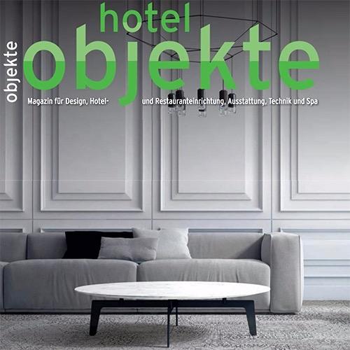 Hotel Objekte | Cortina & Käll