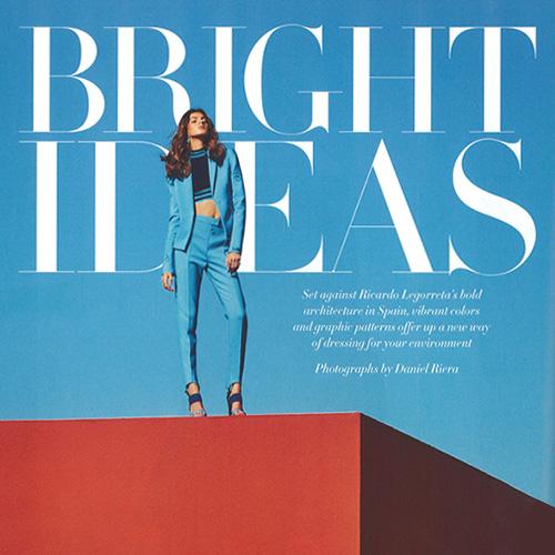 Harper's Bazaar | Cortina & Käll